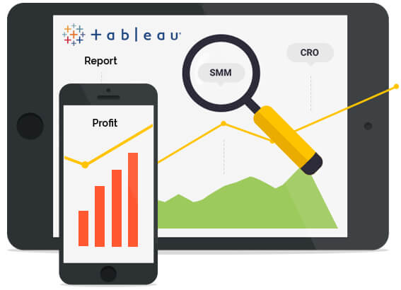 Hire Tableau Dashboard Developer