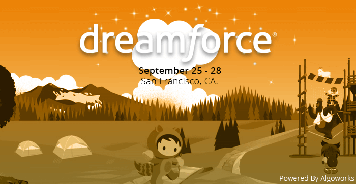 Dreamforce 2018 Is Here! Are You Ready To Explore New Opportunities?