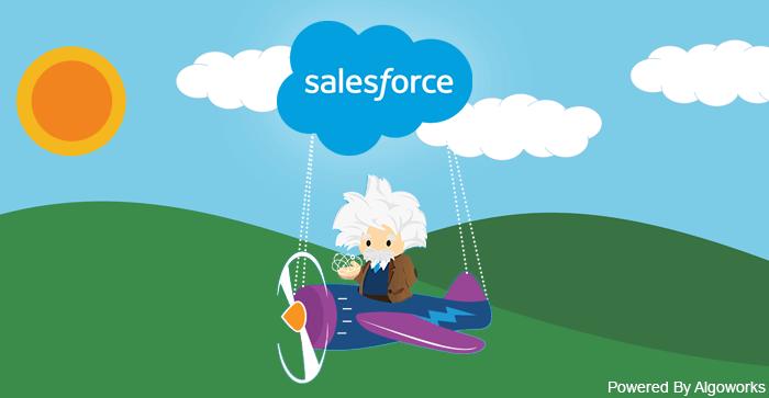 Taking Its Lead From Siri & Alexa, Salesforce Introduces Einstein Voice!