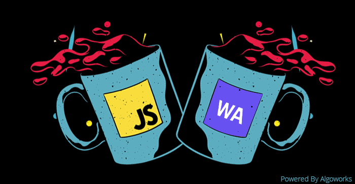 The Tell-Tale of JavaScript and WebAssembly