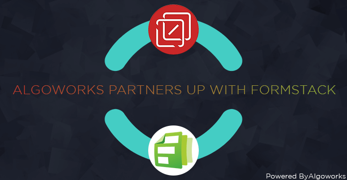Algoworks Partners Up With Formstack