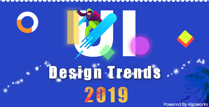 The Best Design Trend Is To Not Follow One. We have 6! : UI Design Trends 2019!