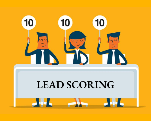 Predictive Lead Scoring in Salesforce