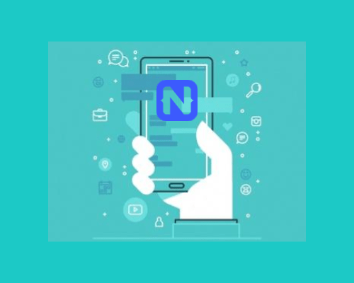 nativescript app