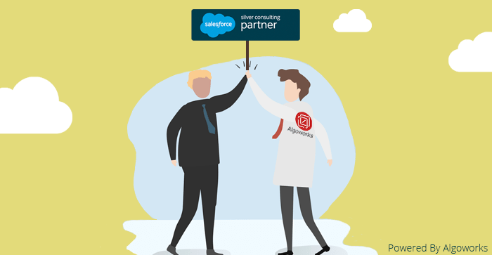 Algoworks Becomes Salesforce Silver Consulting Partner