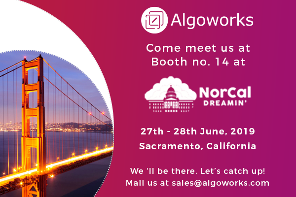 algoworks visits norcal dreamin