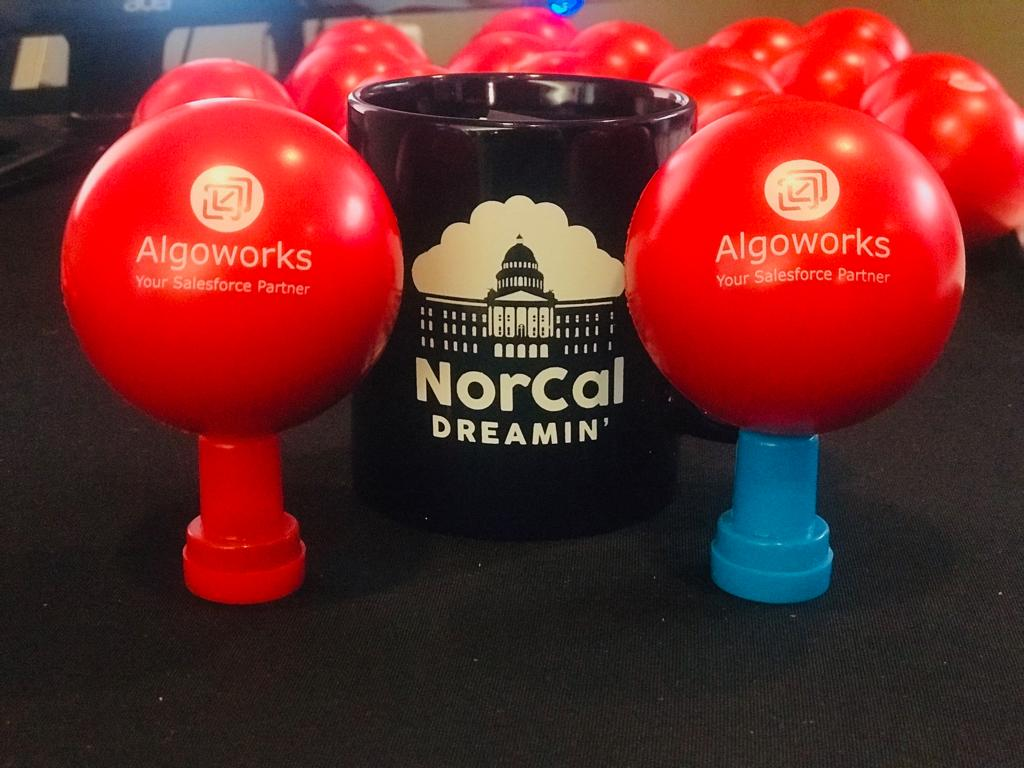 Algoworks at NorCal Dreamin' 2019