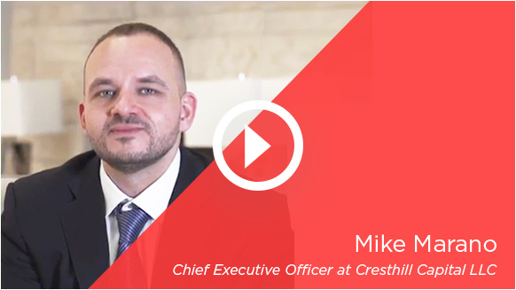Client Video Testimonial | Algoworks Review by Mike Marano, CEO at Cresthill Capital LLC