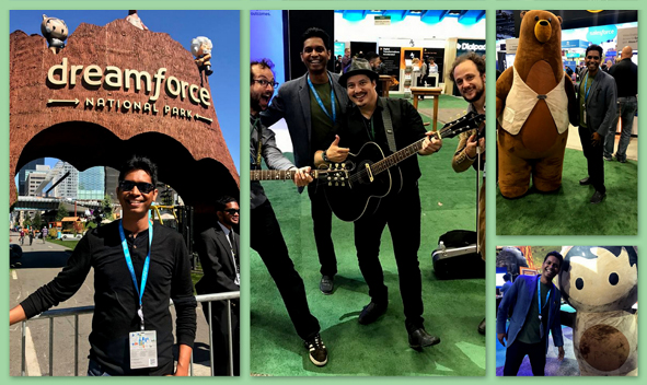 salesforce Dreamforce 2019