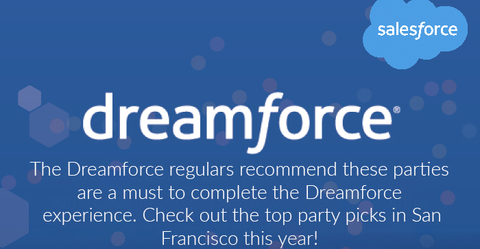The Ultimate Dreamforce Parties 2019 | #Dreamfest Featuring Fleetwood Mac