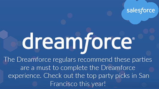 Reasons to Attend Dreamforce 2018