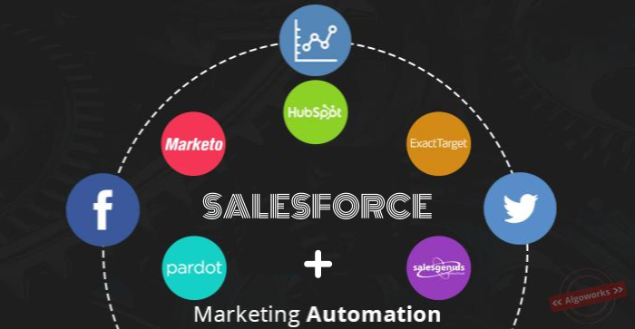 Top 5 Salesforce Integrated Marketing Automation Tools
