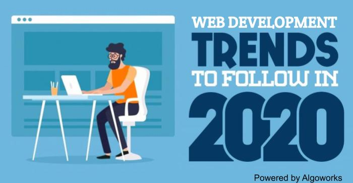 Top Web Development Trends You Should Expect in 2020