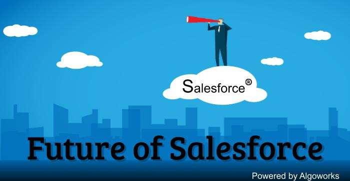 Future of Salesforce: Top 6 Predictions