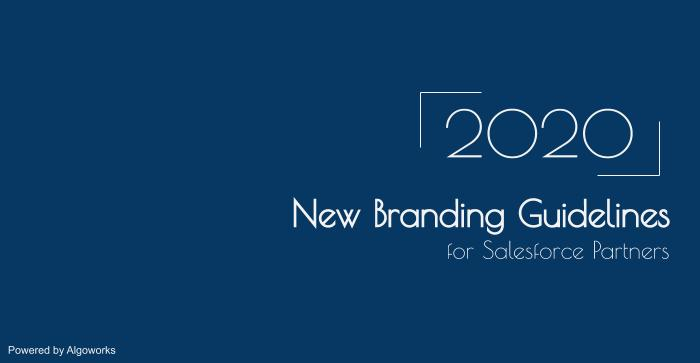 2020 Branding Guidelines for Partners in the Salesforce Ecosystem