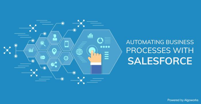 Most Popular Ways to Automate Business Processes with Salesforce