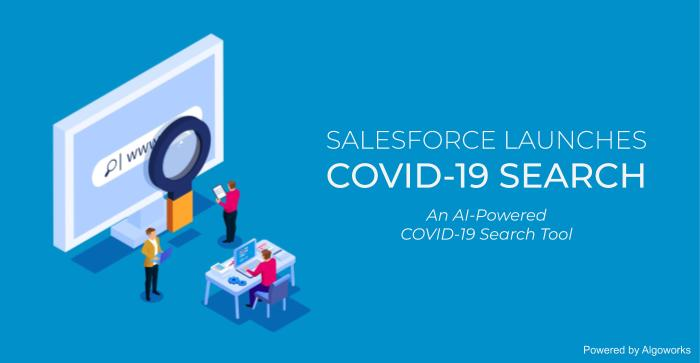 Salesforce COVID-19 Search: A New AI-Powered Search Tool