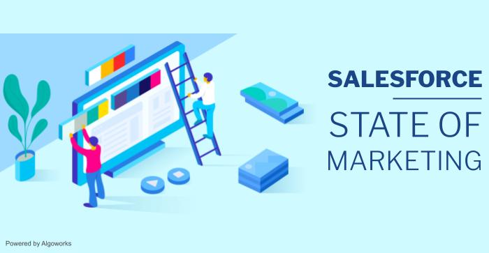 Reflecting on Salesforce: State of Marketing Report 2020