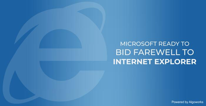 Microsoft Ready to Bid Farewell to Internet Explorer After 25 Years