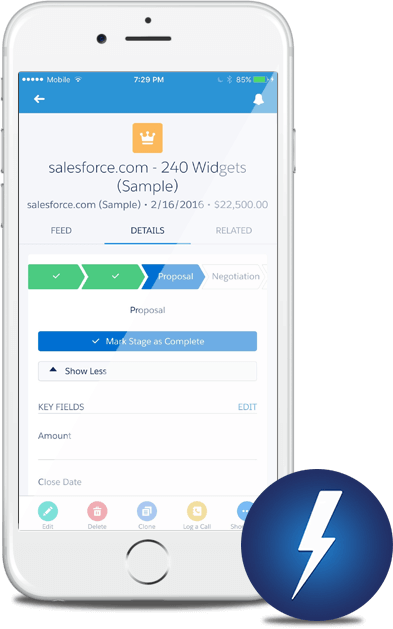 salesforce lightning component development