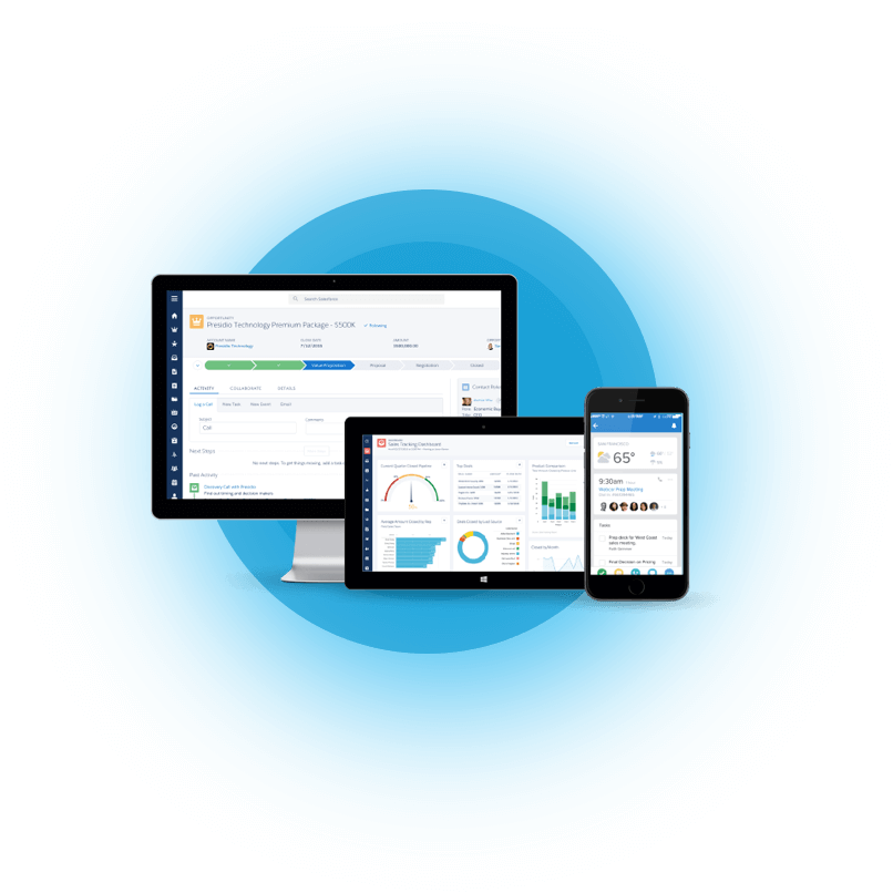 salesforce lightning app development Experts