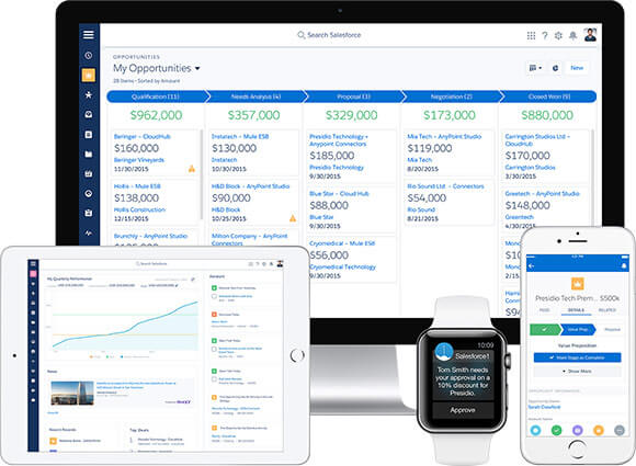 Salesforce Lightning Services salesforce lightning consultant