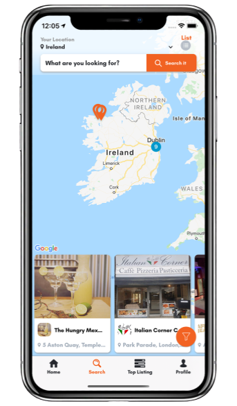 location tracking app for android