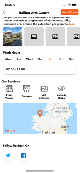 location tracking mobile application
