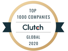 Top 1000 Companies - Global | Clutch 2020