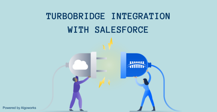TurboBridge Integration with Salesforce: A Glance into the Feature-Rich HD Audio Conferencing Solution