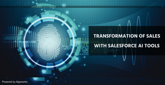 Accelerated Transformation of Sales with Salesforce AI Tools: The Power of Personalization