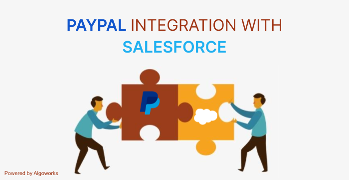 Salesforce and PayPal Integration: Take your e-Commerce Revenue to the Next Level