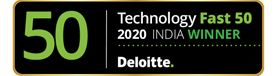 Technology Fast 50 India | Deloitte 2013, 2014, 2015 & 2020