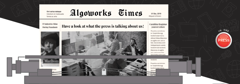 Algoworks is in the news