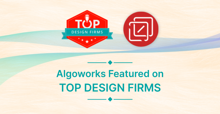 Algoworks Featured on B2B Resource Platform: Top Design Firms