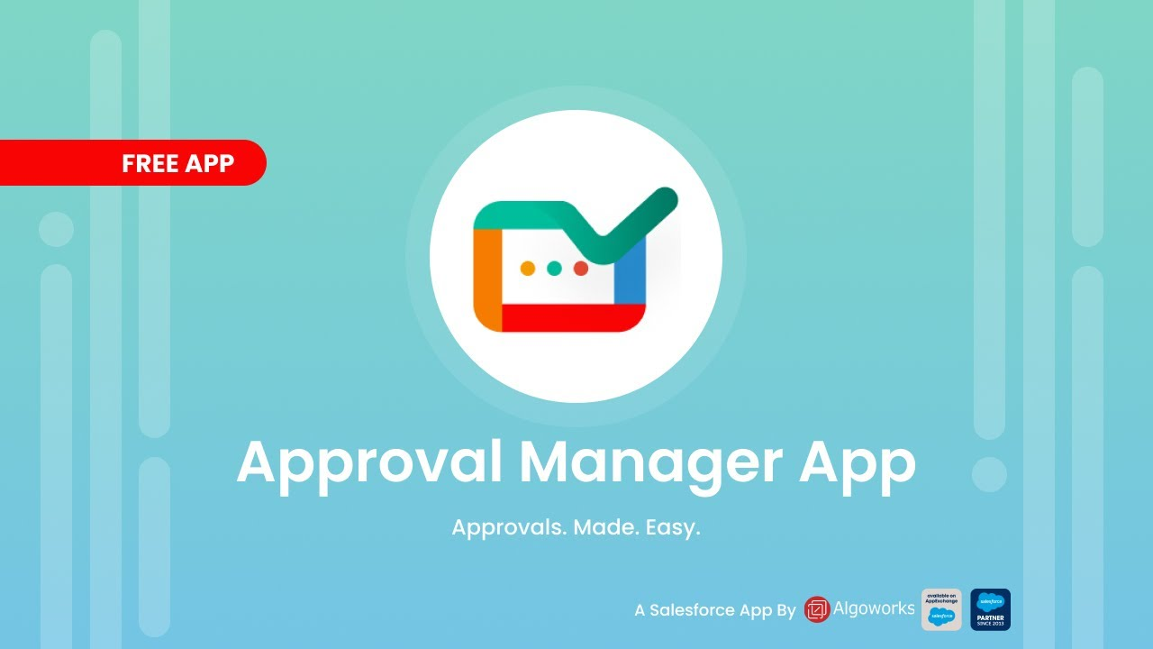 approval manager app