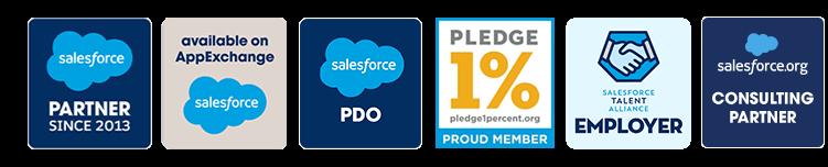 Salesforce Gold Partner & Salesforce AppExchange ISV partner   Salesforce development company