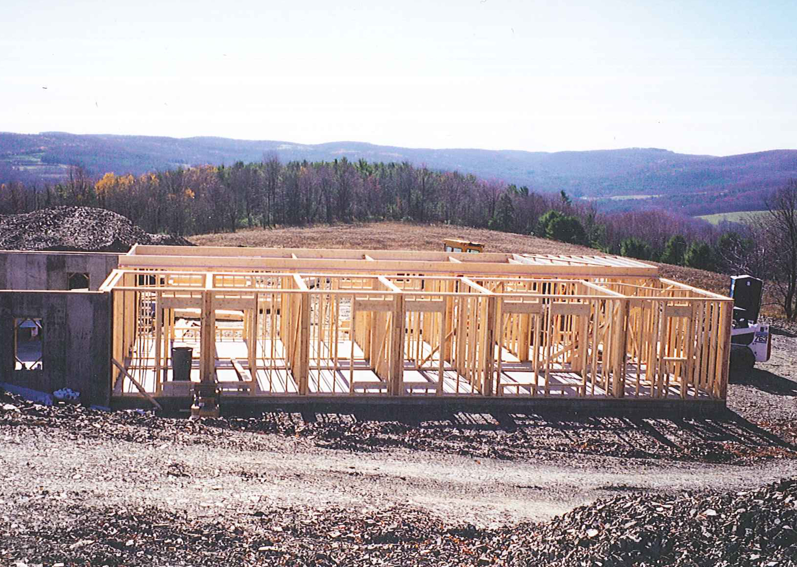 lodge at loh - First-Floor-Frame