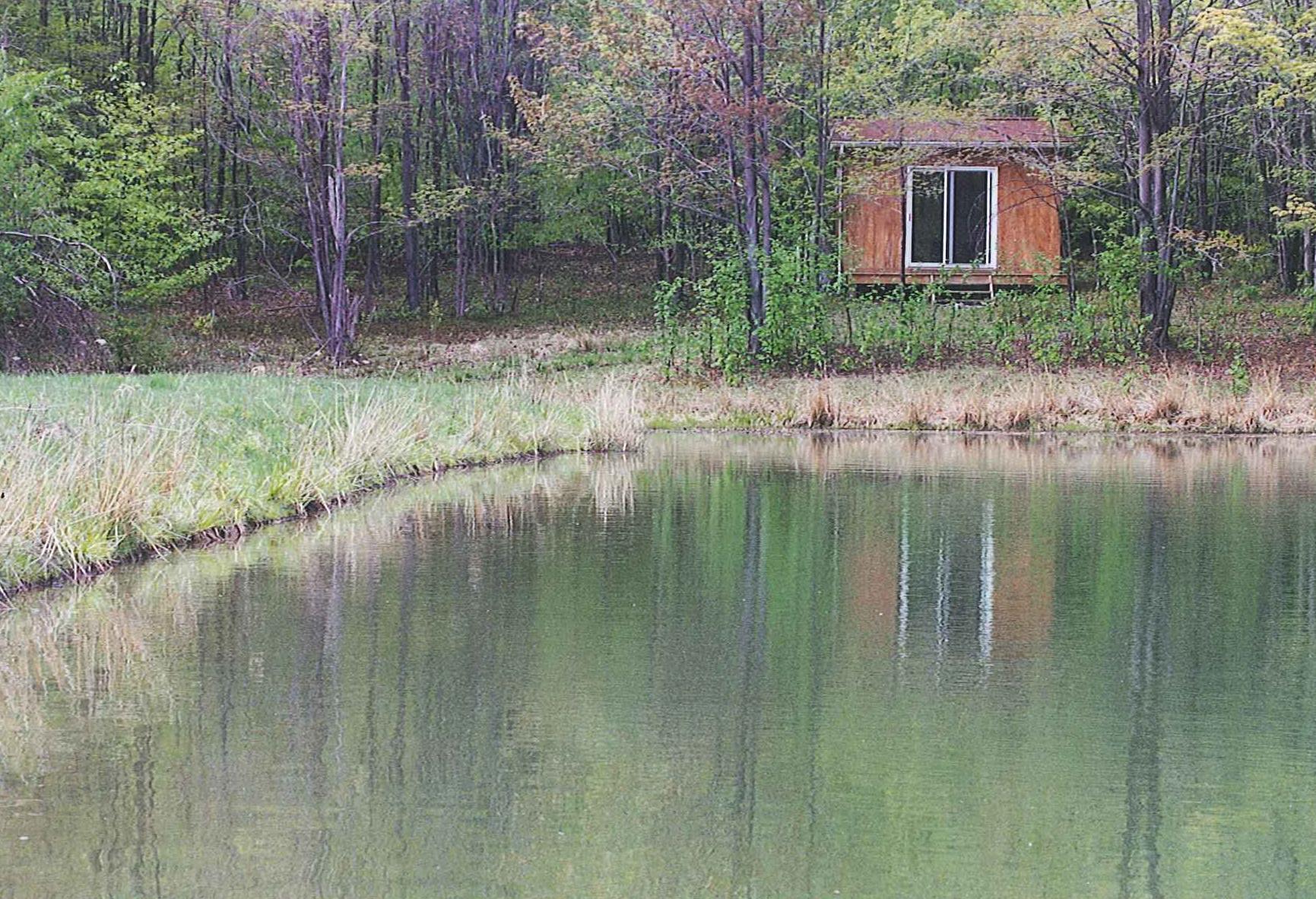 Pond-retreat-hut
