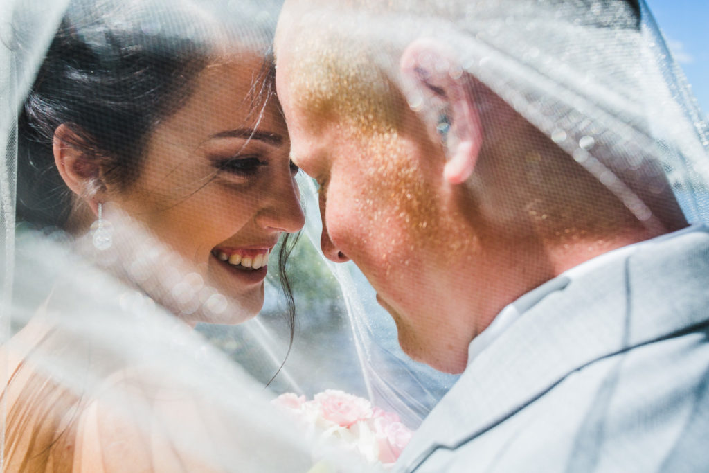 Kalamazoo, Michigan Wedding at Sherman Lake YMCA: Becca + Mason