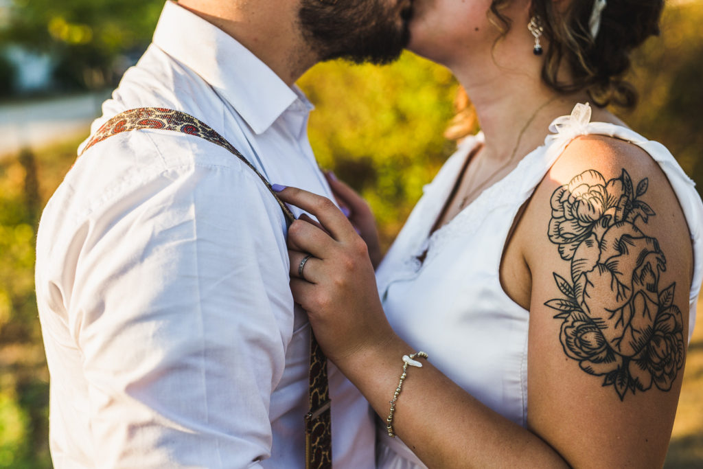 Millington, Michigan Wedding: Lexi + Jay