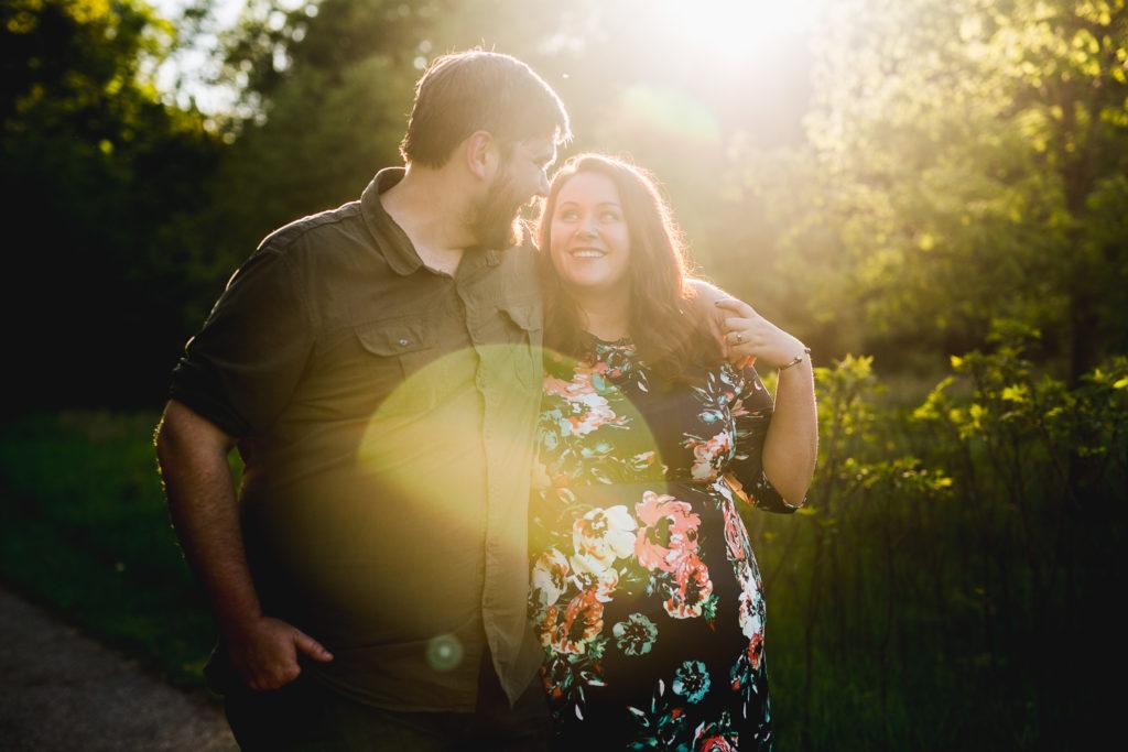 West Olive, Michigan Engagement: Jaime + Rob