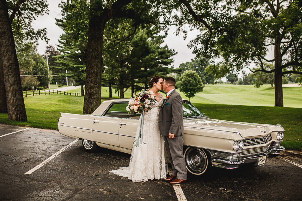 Richland, Michigan Wedding at Gull Lake Country Club: Cassee + Troy