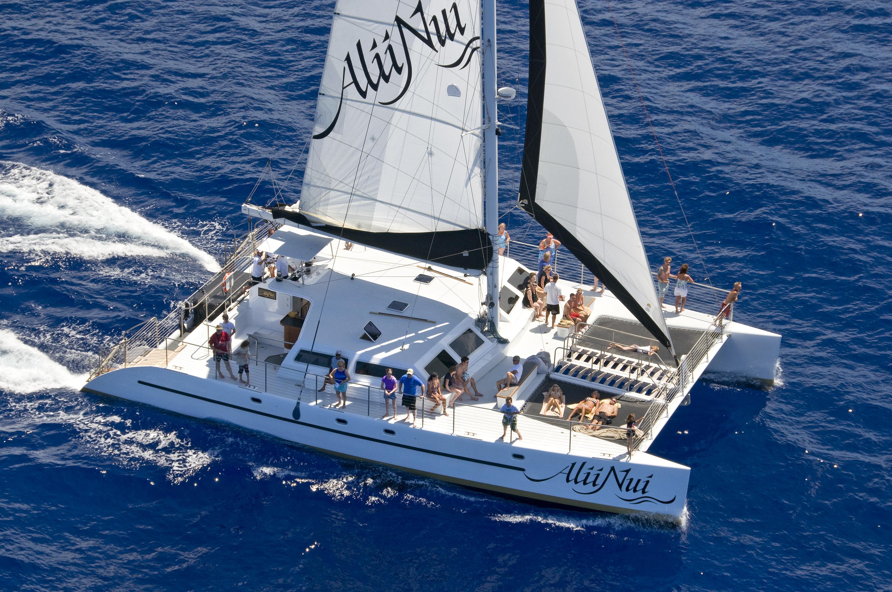 Luxury Catamaran Afternoon Snorkel Trip (3 Hour)