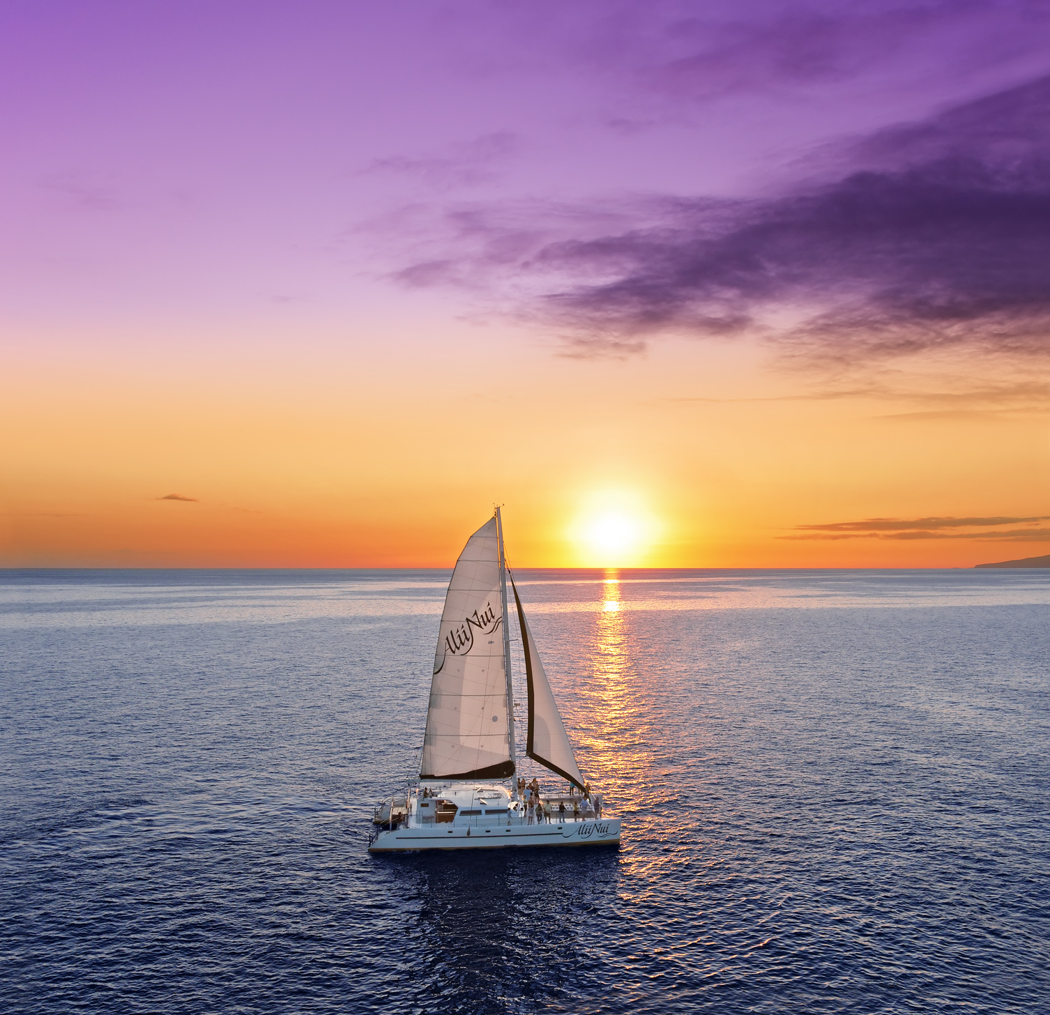 First Class Luxury Catamaran Sunset Sail
