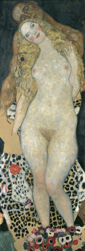 Adam and Eve | Gustav Klimt