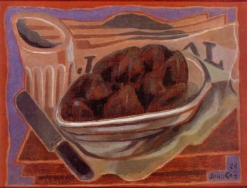 Figs 1924 | Juan Gris | Oil Painting