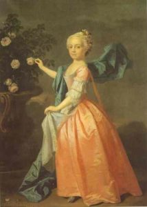 Portrait Of Agnes Murray Kynnynmond 1739 | Allan Ramsay | Oil Painting