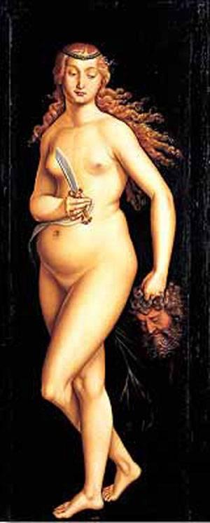 Judith   Grien Hans Baldung   Oil Painting