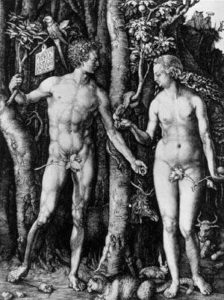 Adam And Eve | Albrecht Durer | Oil Painting